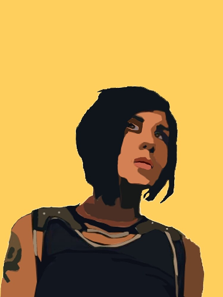 KREWELLA Yasmine Digital Art  by aremalumis