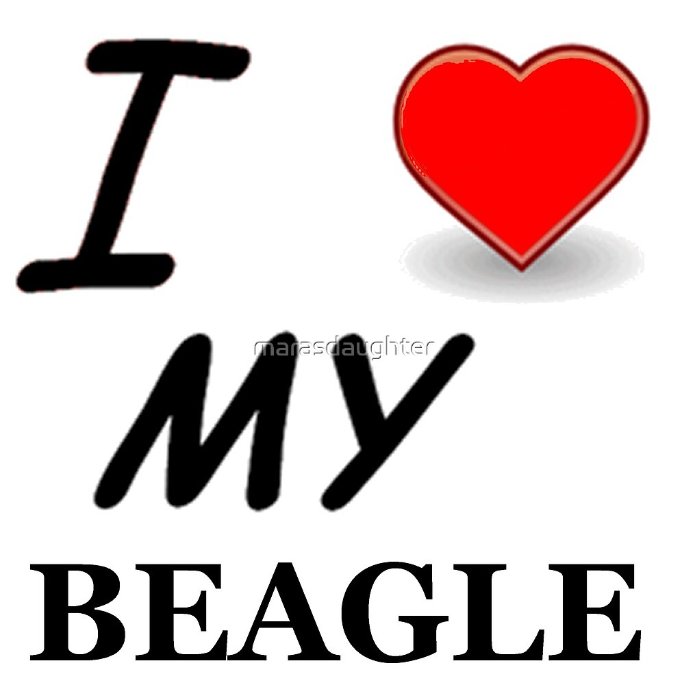 beagle love by marasdaughter