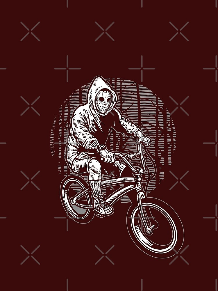 Bike Rider Killer by Skullz23