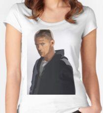 Micheal Scofield - Prison Break Fitted Scoop T-Shirt