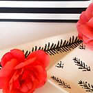 Rose & Arrow Collection - Roses & Stripes by Jessica Adams