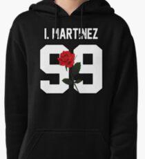 Ivan Martinez - Rose Pullover Hoodie