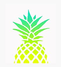 Pineapple Blend Photographic Print