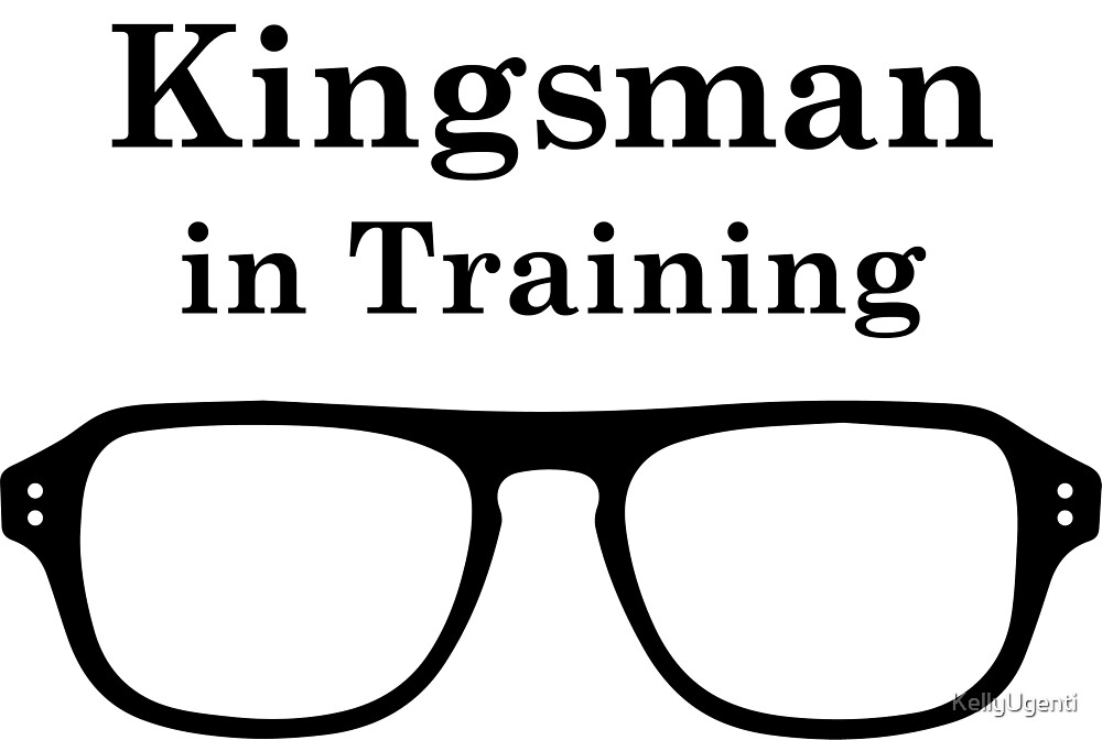 Kingsman in Training by KellyUgenti