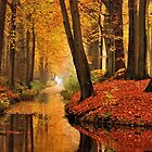 Remembering autumnal dreamland by jchanders