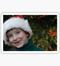 All I Want For Christmas Are My Two Front Teeth Sticker