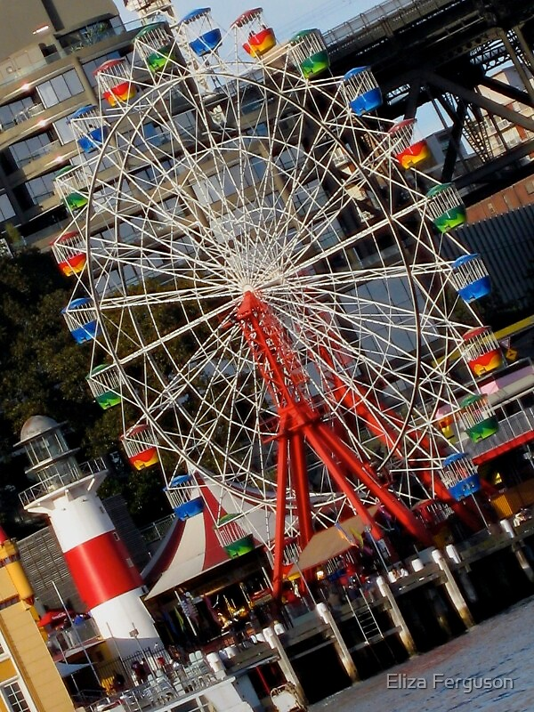 Luna Park by Eliza Ferguson