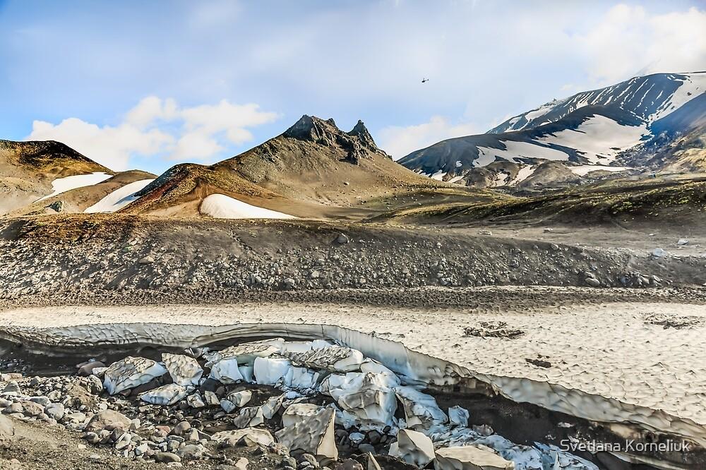 "Extrusion ""Camel"" at the foot of the Avachinsky volcano by Svetlana Korneliuk"