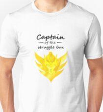 Captain of the Struggle Bus T-Shirt