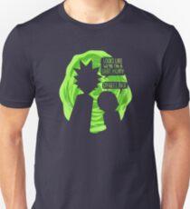 Oh Geez Rick Unisex T-Shirt