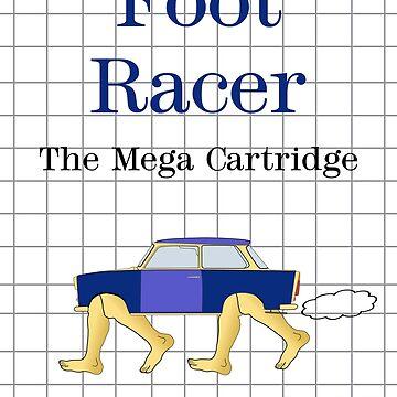 Foot Racer 8-Bit by KinkyKaiju