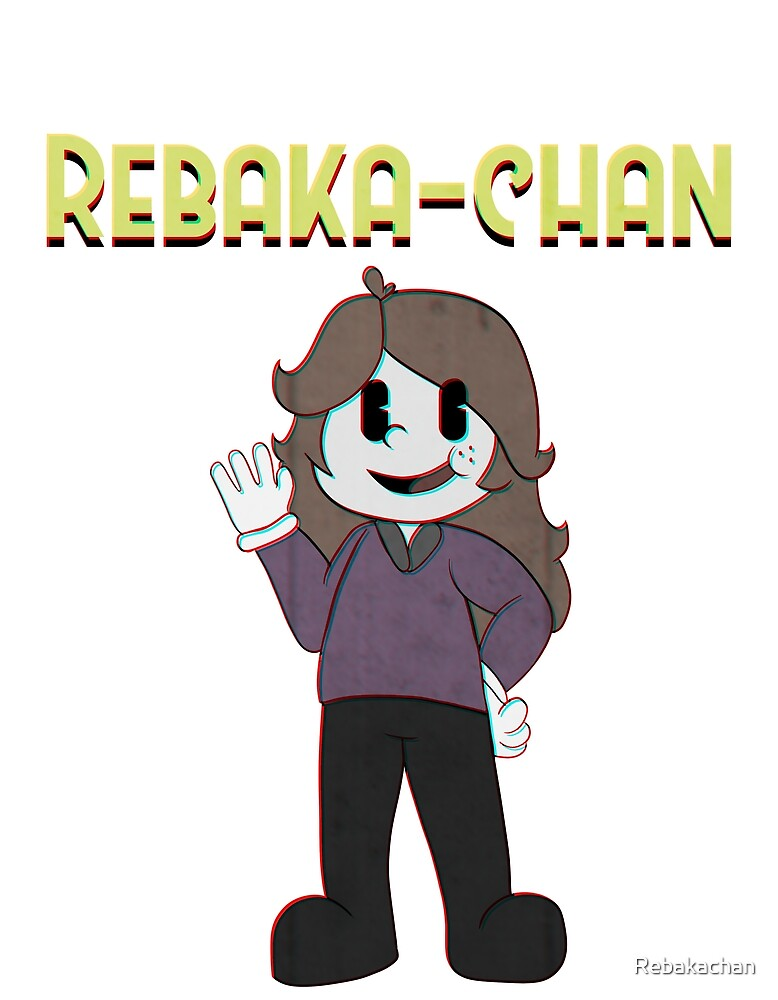 1930's Cartoon Rebaka-chan! by Rebakachan