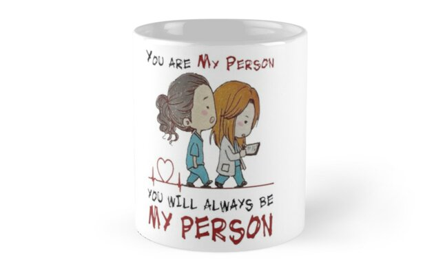 you are my person you will always be my person mug by fashionnova