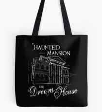 Haunted Mansion Dream House Tote Bag