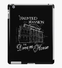 Haunted Mansion Dream House iPad Case/Skin