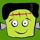 Frankenstein by Jessica Slater