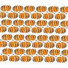 Pumpkin Pattern by Jessica Slater