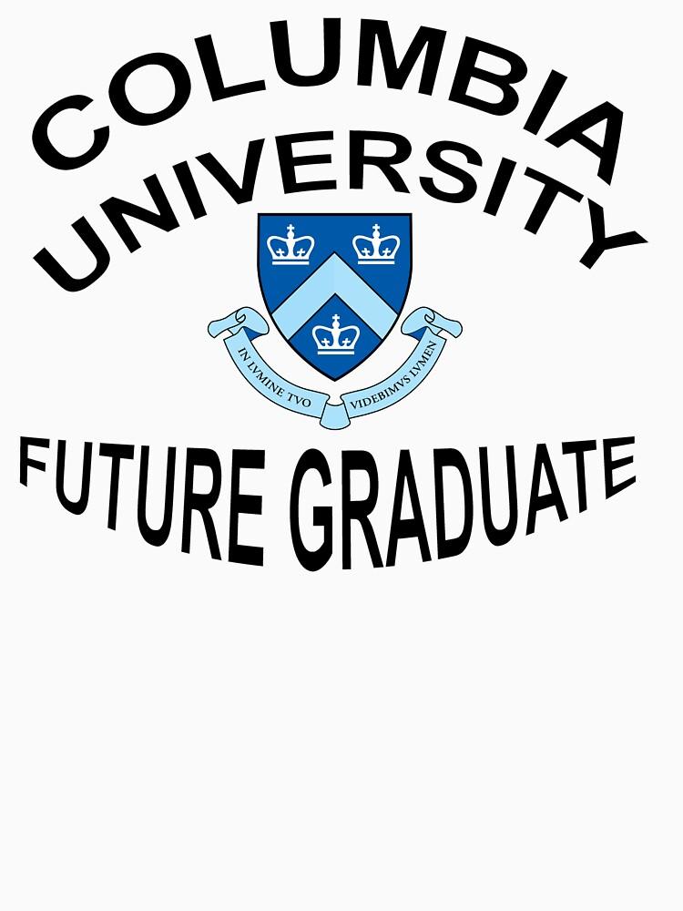 Columbia University Future Graduate by netdweller