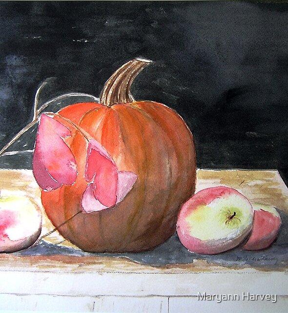 Autumn by Maryann Harvey
