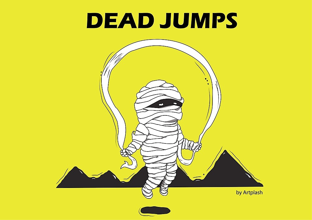 Dead jumps by ARTPLASH