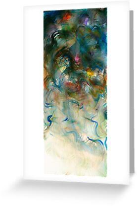 Scroll 22 vert by Arunima Orr