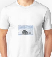 Trees in Winter Time T-Shirt