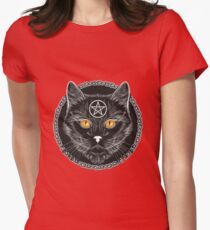 Lucipurr Women's Fitted T-Shirt