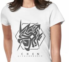 EXO - CHEN Womens Fitted T-Shirt