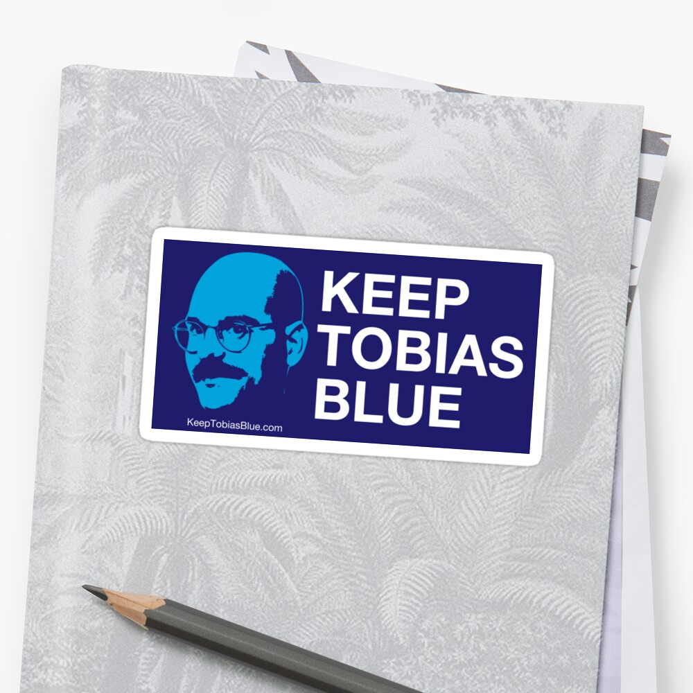Keep Tobias Blue by rosiesokoll