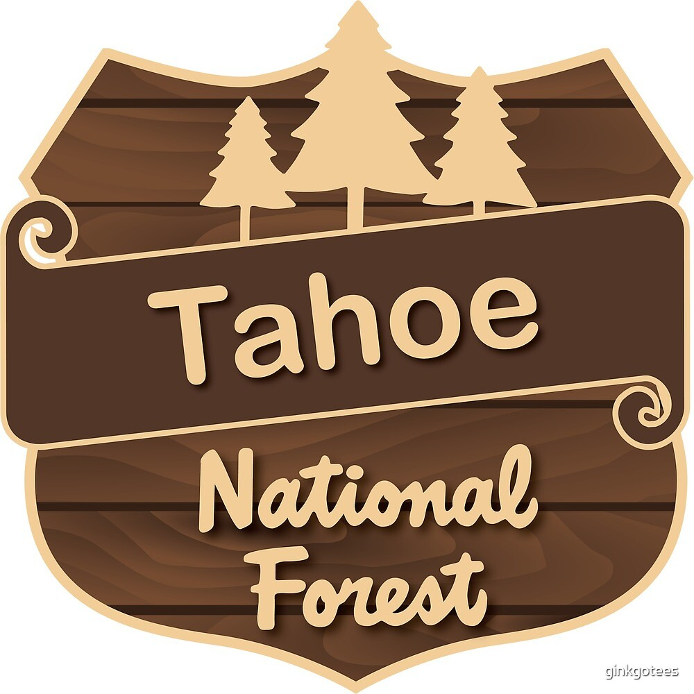 Tahoe National Forest by ginkgotees