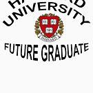 Harvard University Future Graduate by David Dehner