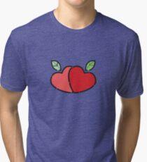 Adam's Apple ... Tri-blend T-Shirt