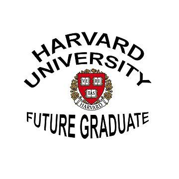 Harvard University Future Graduate by netdweller