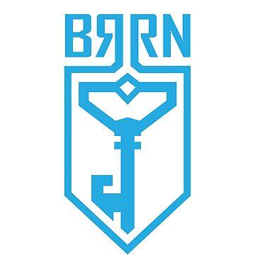 #RobWear BRRN Original by RobertVaughan