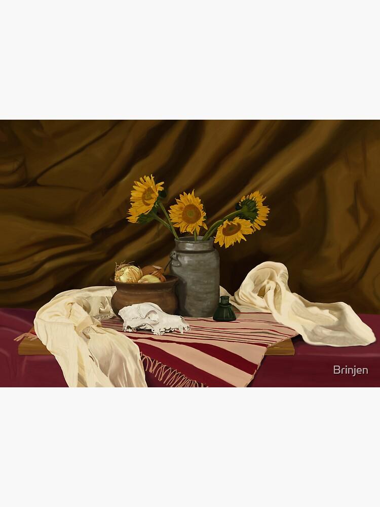 Sunflowers by Brinjen