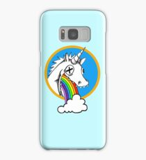 Drunk Unicorns Make Rainbows! Samsung Galaxy Case/Skin