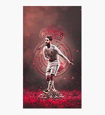 Lord Isco  Photographic Print