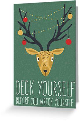 Deck Yourself by meghanmarie