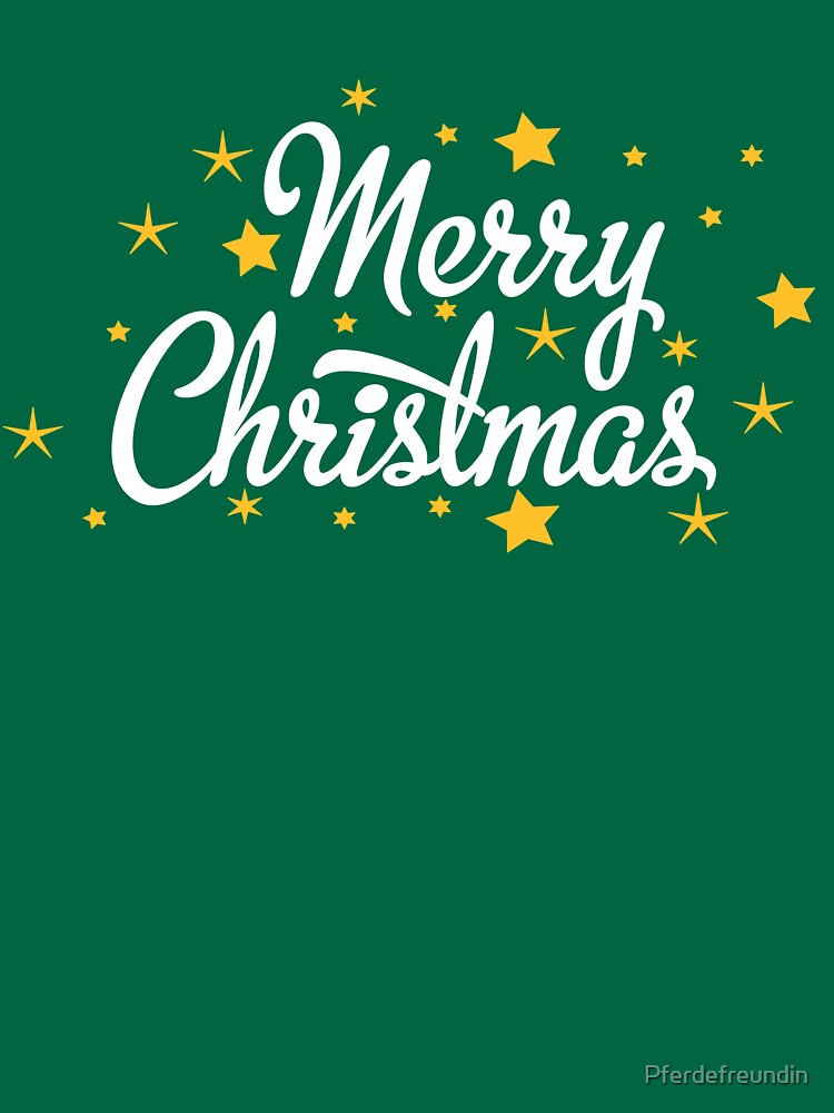 Merry Christmas by Pferdefreundin