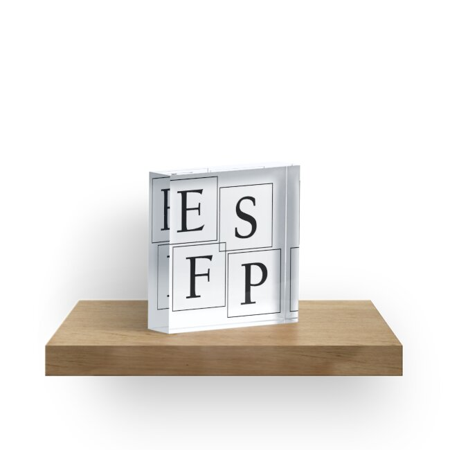 Four Corners - ESFP by porcupride