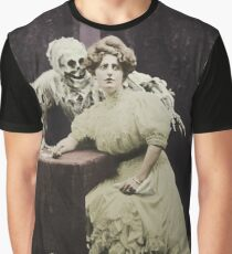 Victorian Zombie Graphic T-Shirt