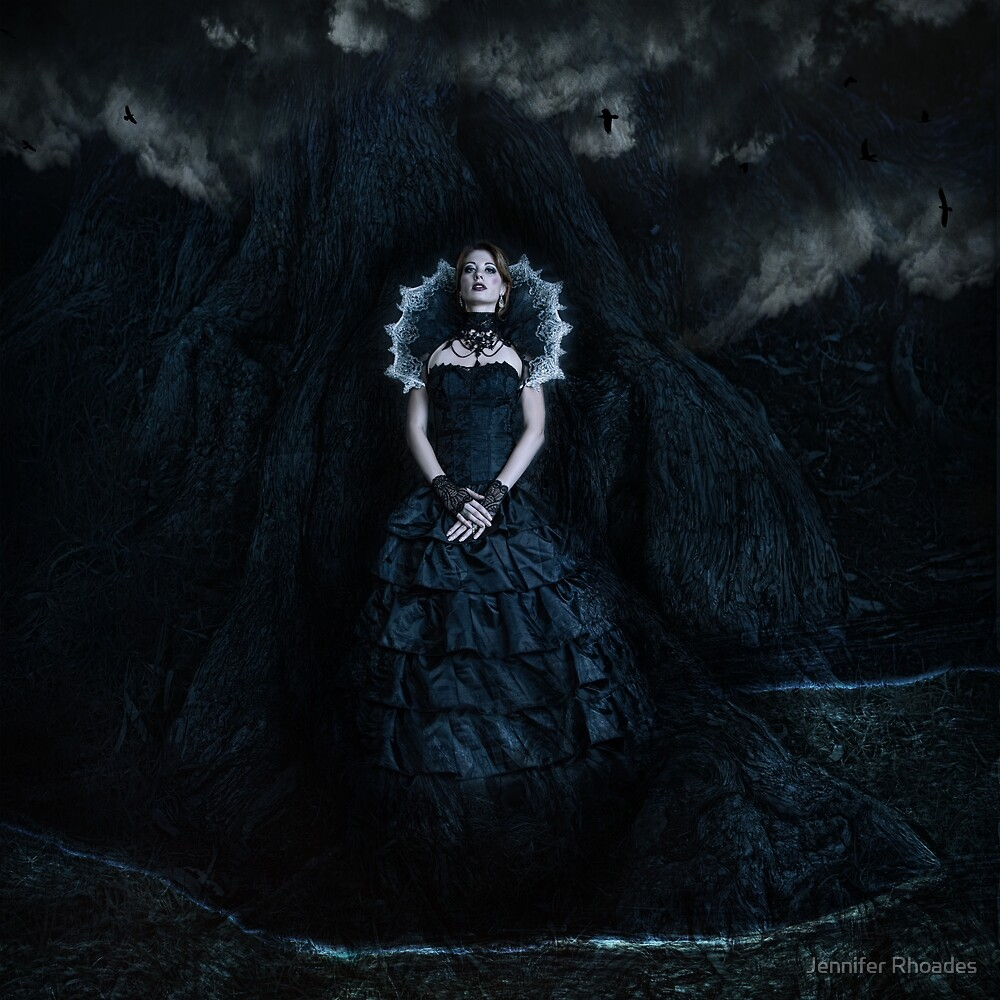 Queen of the Mountain by Jennifer Rhoades