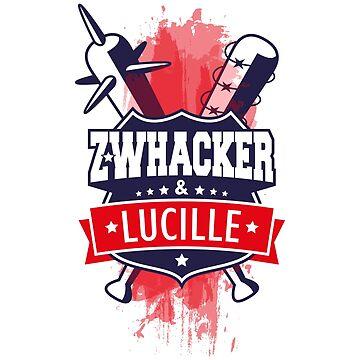 Z-Whacker & Lucille by medibu