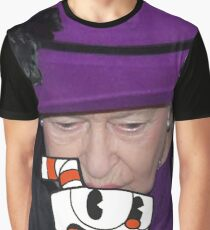 Cuphead save the Queen Graphic T-Shirt