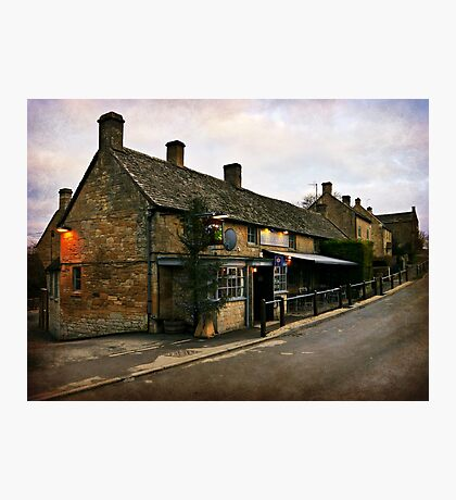 The Hollow Bottom. Photographic Print