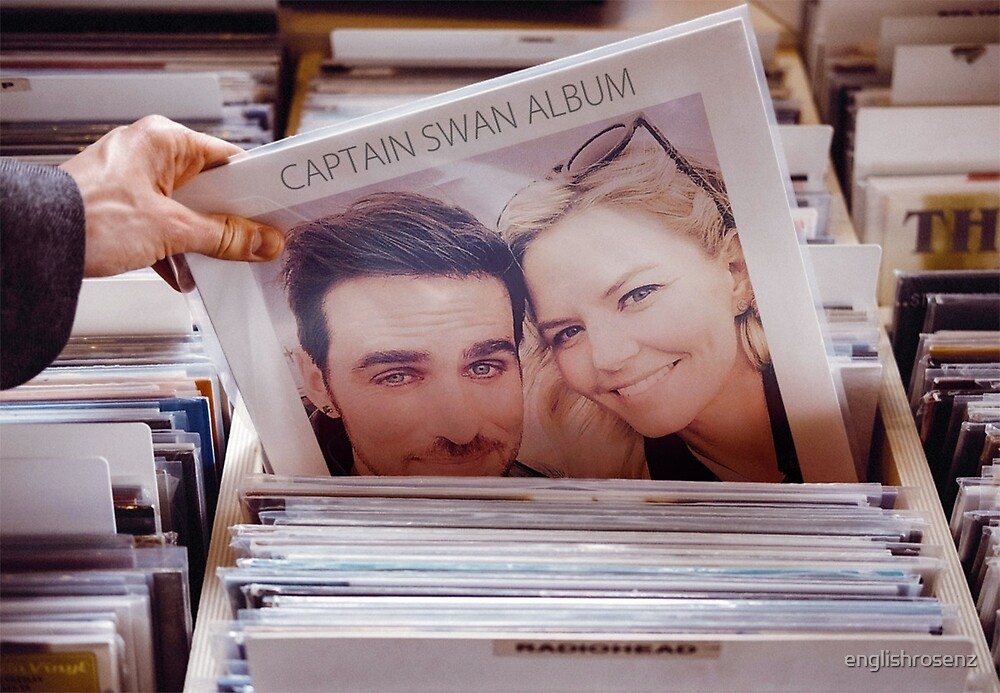 Captain Swan The Album by englishrosenz