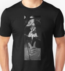 Sally The Nightmare Before Christmas Tightrope Girl BW T-Shirt