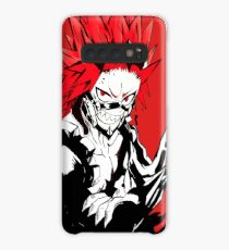 red riot Case/Skin for Samsung Galaxy