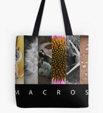 Macros Tote Bag
