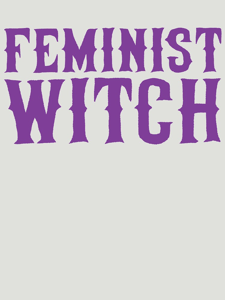 Feminist Witch by kamrankhan